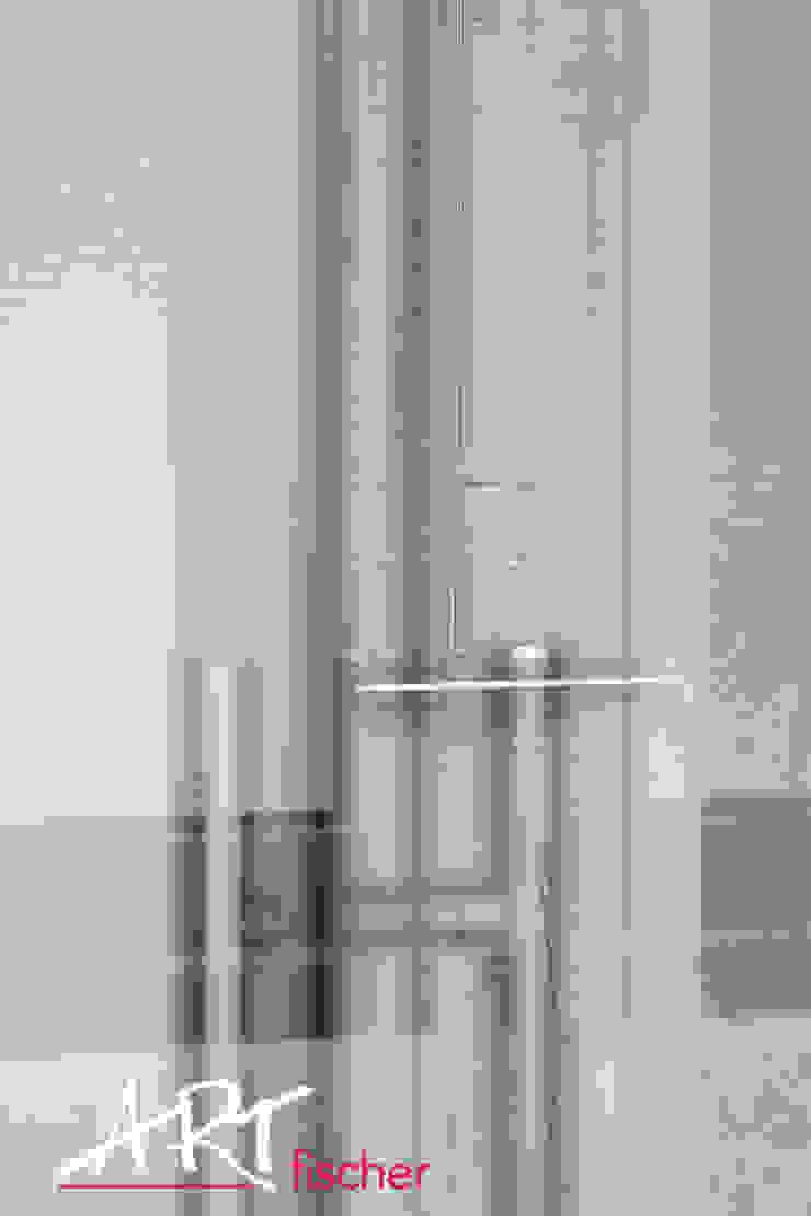 根據 ARTfischer Die Möbelmanufaktur. 隨意取材風 玻璃