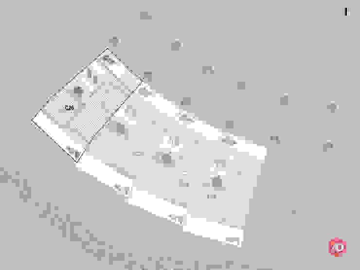 Casas de estilo  por ARCHDESIGN | LX,