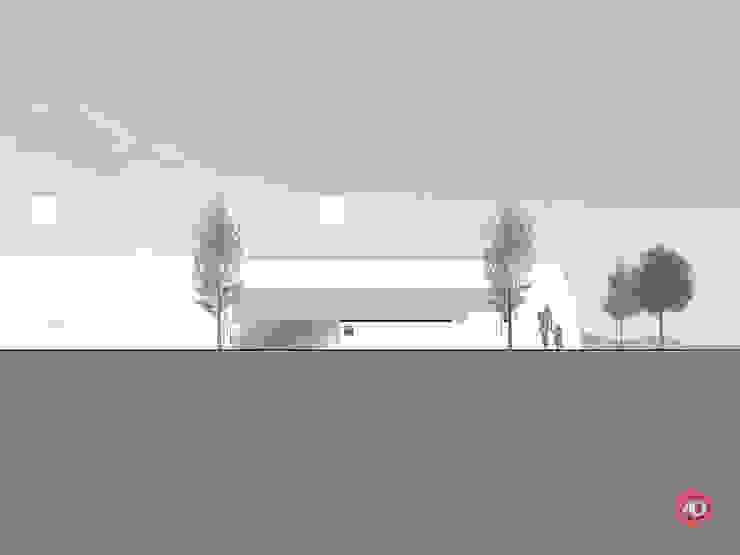 Casas modernas de ARCHDESIGN | LX Moderno