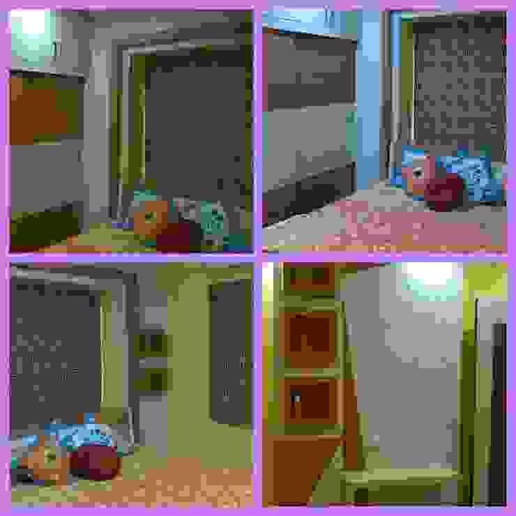 Children's Bedroom: modern  by Elegant Dwelling,Modern