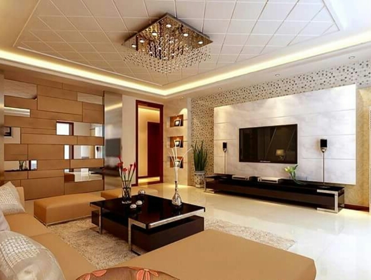 Elegant T.V unit: asian  by Elegant Dwelling,Asian Plywood