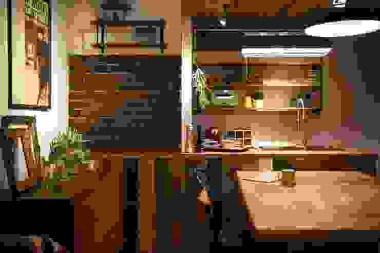 Dapur oleh dwarf, Industrial