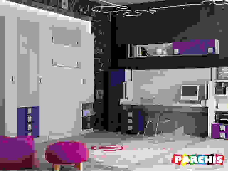 de Muebles Parchis. Dormitorios Juveniles. Moderno