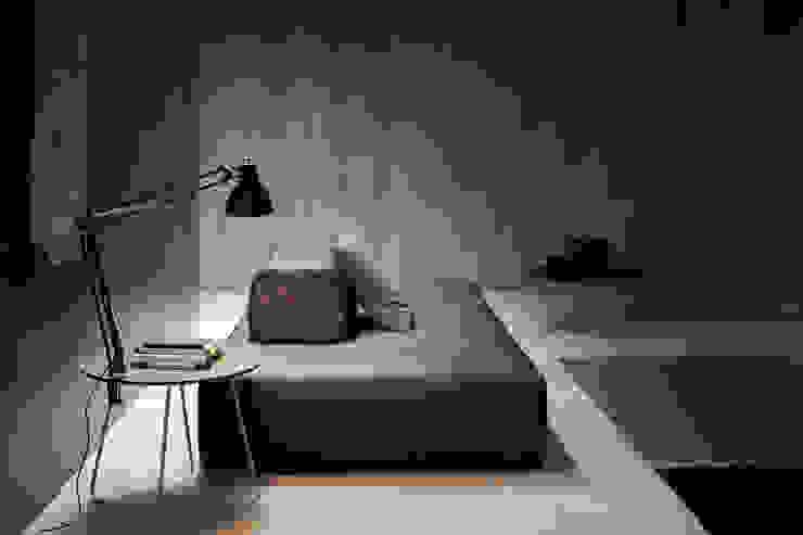 Livarea Salon moderne Métal Gris