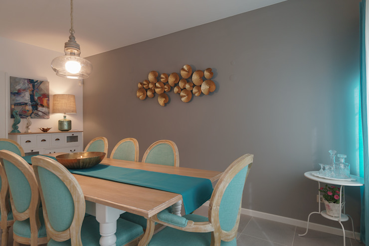 Zenaida Lima Fotografia Classic style dining room