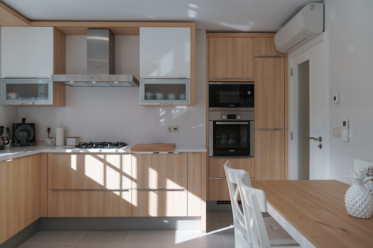 Zenaida Lima Fotografia Classic style kitchen