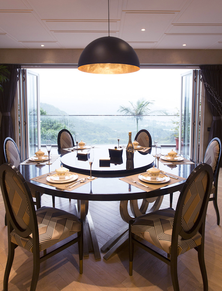 Tycoon Place Another Design International Modern dining room