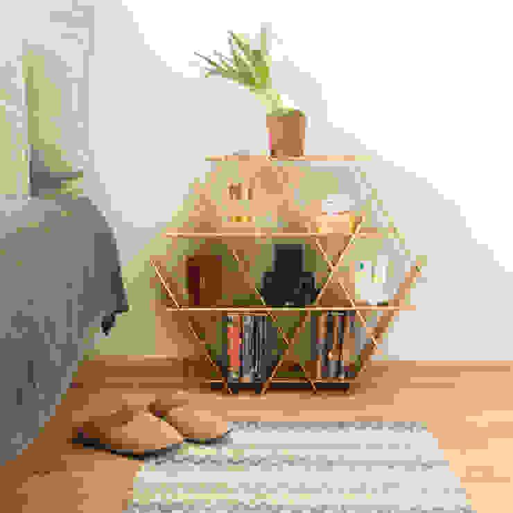 minimalist  by Ruche shelving unit , Minimalist Paper