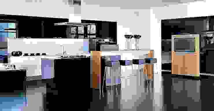Cuisine design Cuisine moderne par Antoine de Castéras Moderne