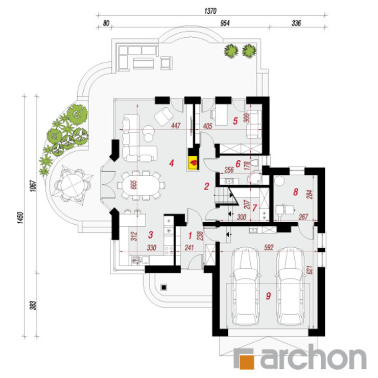 ARCHON+ PROJEKTY DOMÓW