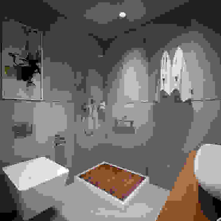 Modern bathroom by yücel partners Modern