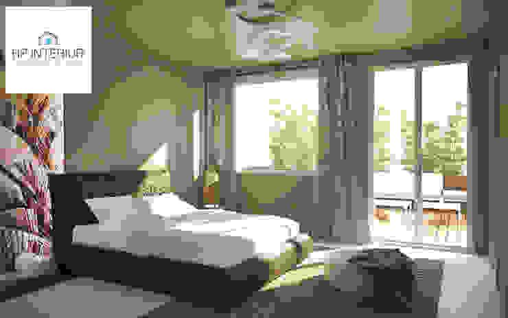 HP Interior srl SchlafzimmerBetten und Kopfteile Leder
