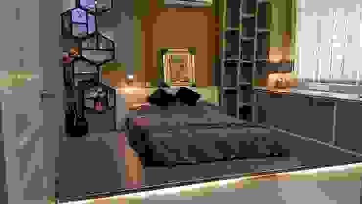 Modern contemporary Alecc Interior Design Modern style bedroom