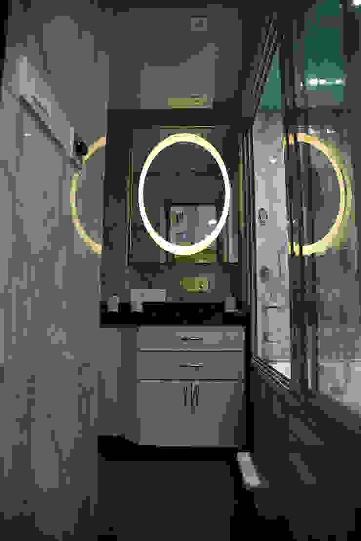 Deshmukh Residence Ornate Projects Minimalist bathroom