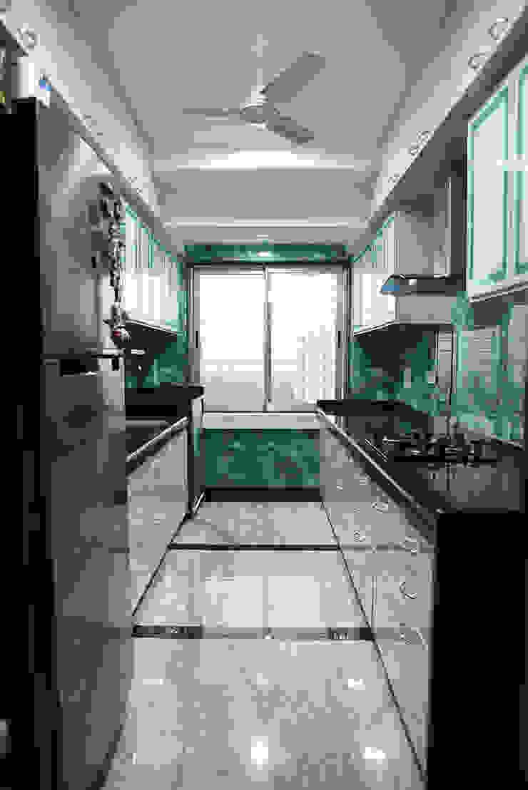 Deshmukh Residence Ornate Projects Minimalist kitchen