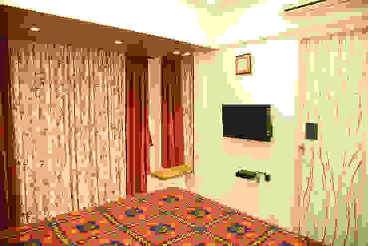 Deshmukh Residence Ornate Projects Minimalist bedroom