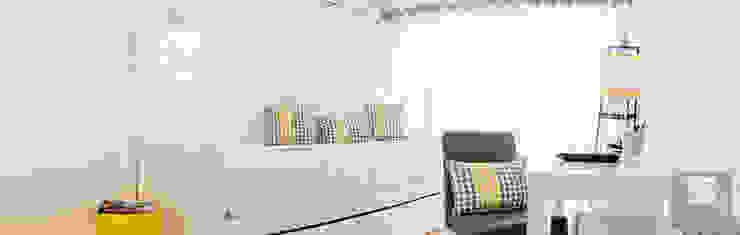 Antes e Depois- Quarto Jovem por Ângela Pinheiro Home Design