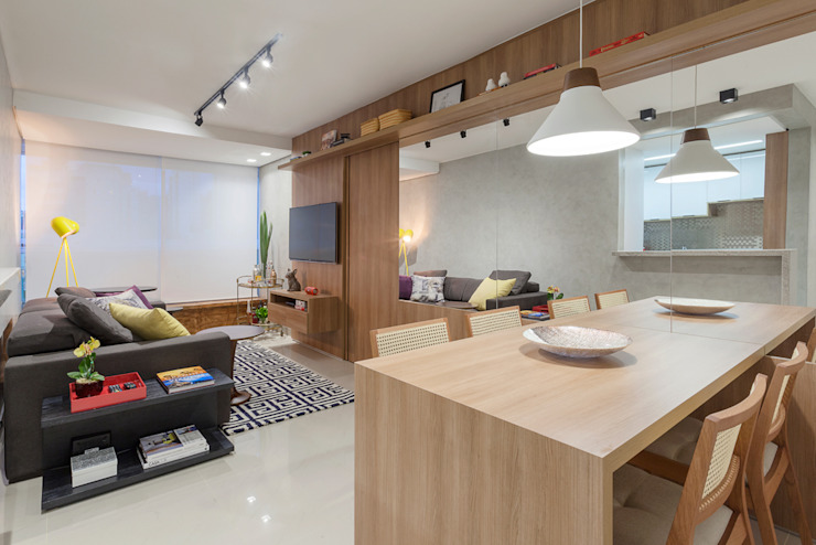 Amis Arquitetura e Decoração Comedores de estilo moderno