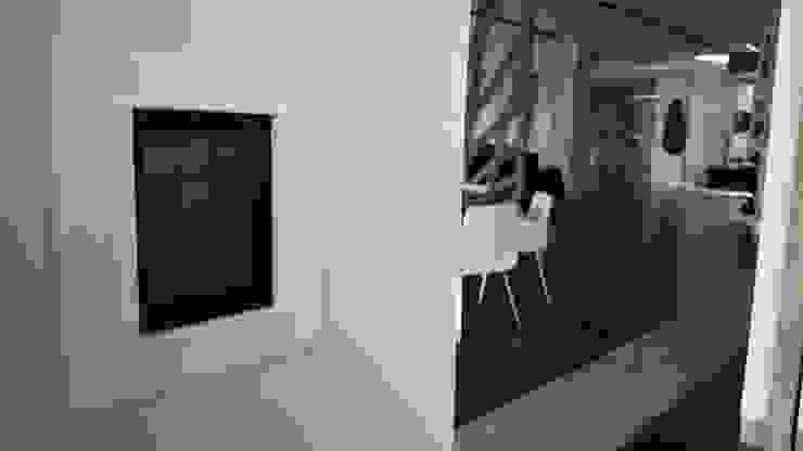Villa TM Comedores modernos de Domótica y Automatización Integral Moderno