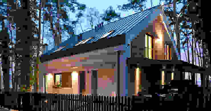 Maisons de style  par ELM Projekt Studio, Moderne