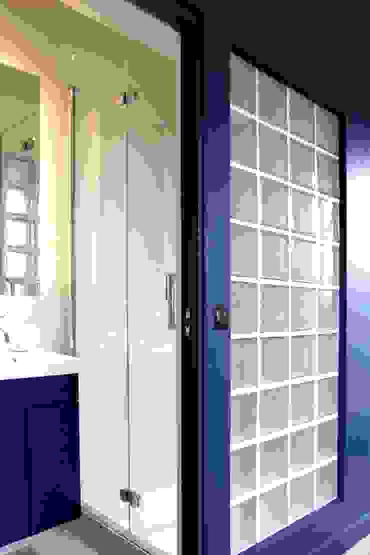 Olivier Stadler Architecte Modern bathroom