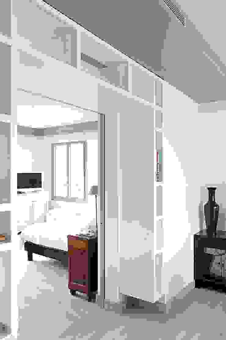 Olivier Stadler Architecte Modern style bedroom