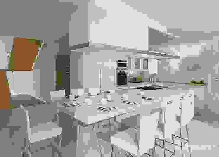 Столовые комнаты в . Автор – LK&Projekt GmbH