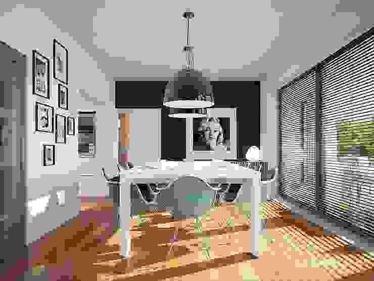 Dining room by LK&Projekt GmbH