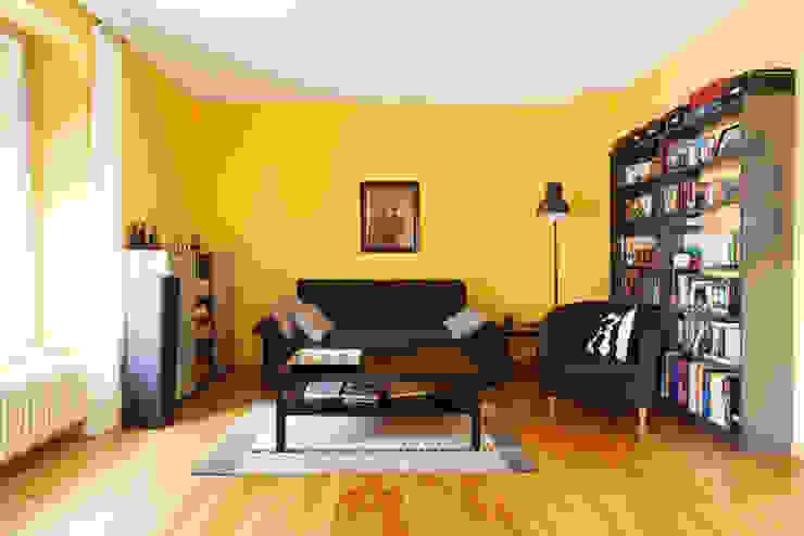 Modern Oturma Odası MW Immobilienfotografie Modern