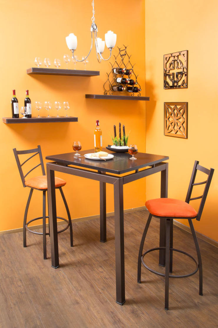 Idea Interior Dining roomWine racks