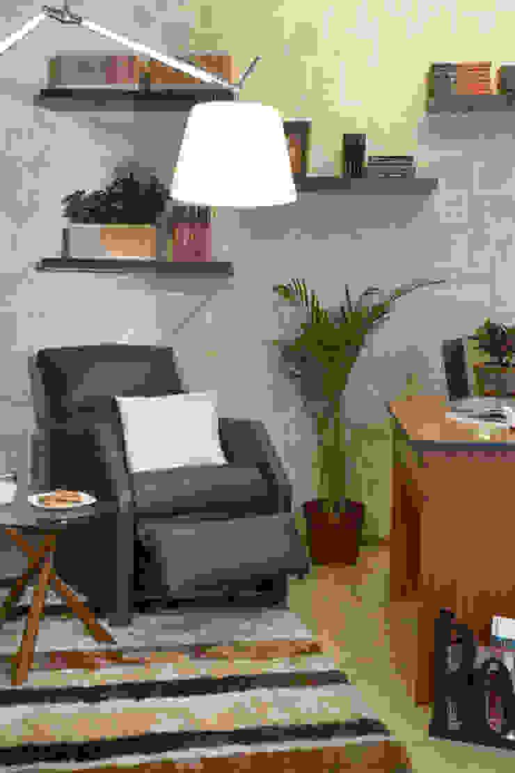 Sala de lectura Idea Interior EstudioAccesorios y decoración