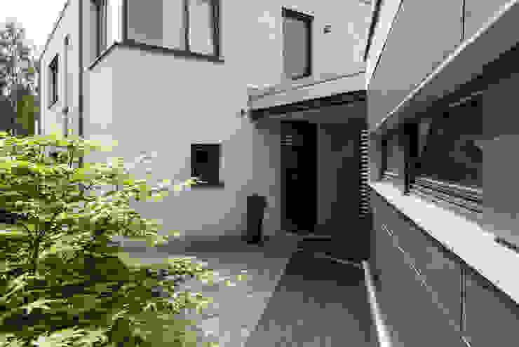fried.A - Büro für Architektur Casas modernas