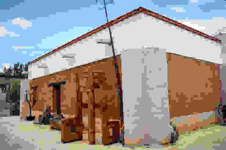 Casa Mezcal Embajador Museos de estilo moderno de Additivo al diseño Moderno