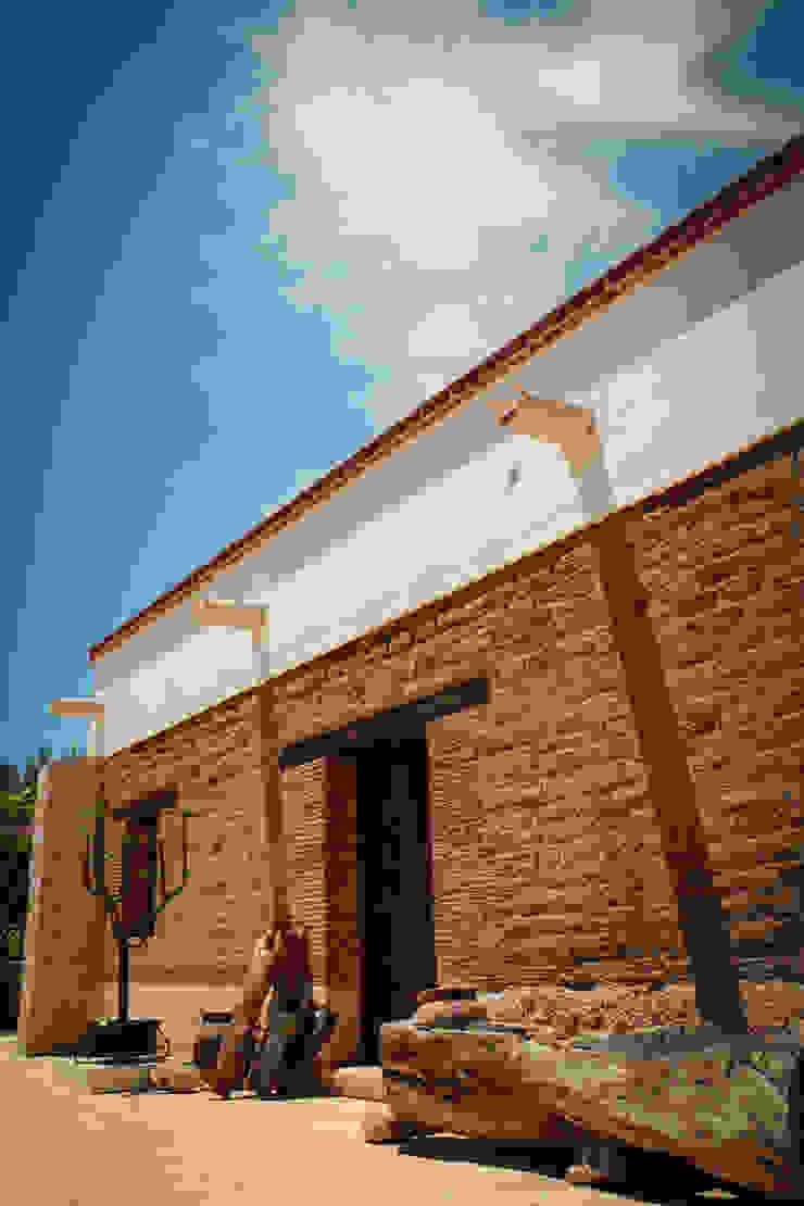 Casa Mezcal Embajador Museos de estilo industrial de Additivo al diseño Industrial