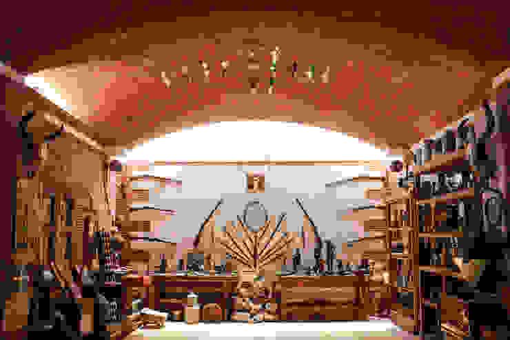 Museo Mezcal Embajador Museos de estilo industrial de Additivo al diseño Industrial