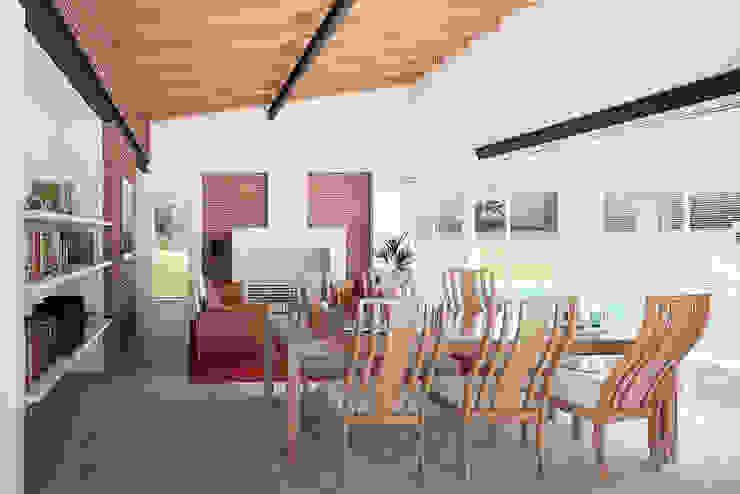 KorteSa arquitectura Living roomFireplaces & accessories