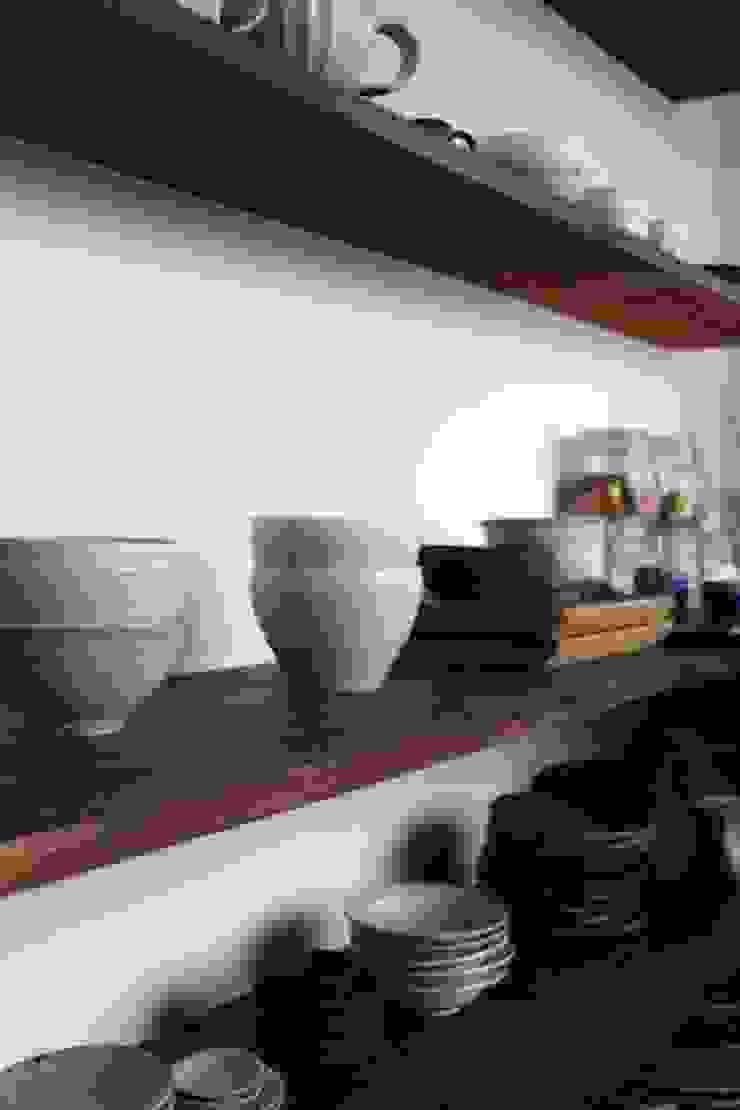 Atelier in Iga オリジナルな 壁&床 の Mimasis Design/ミメイシス デザイン オリジナル 無垢材 多色