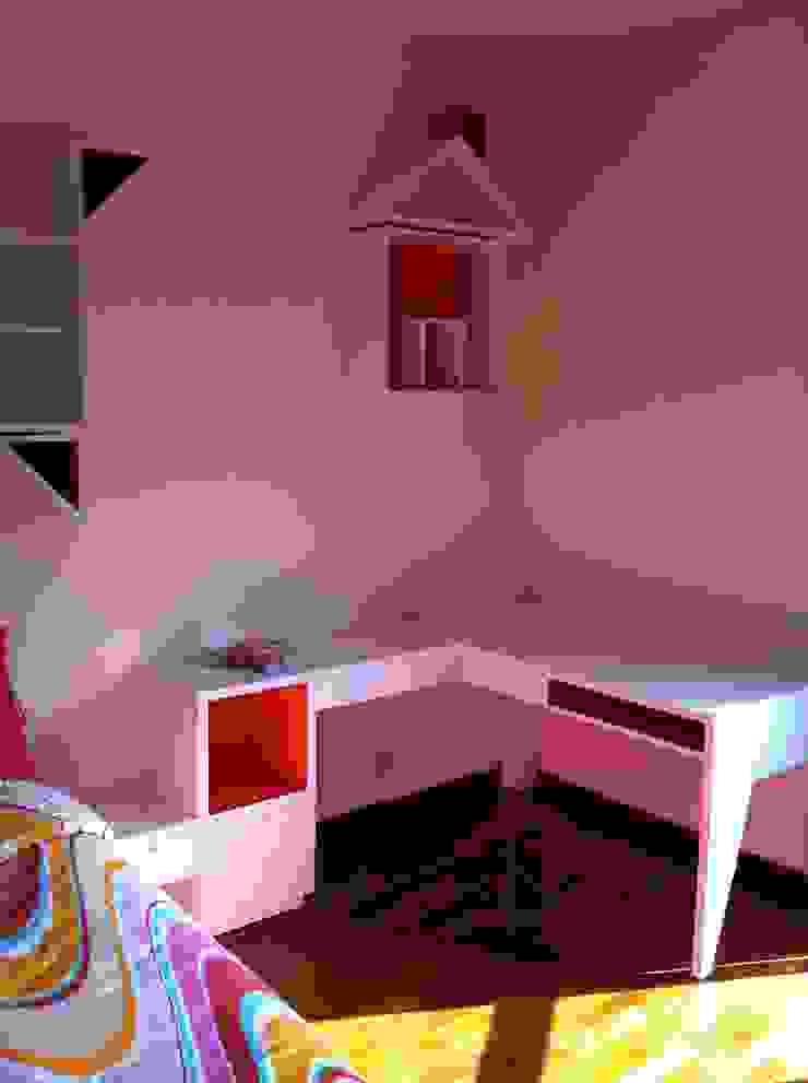 ASCARI I FALEGNAMI Dormitorios infantiles de estilo moderno