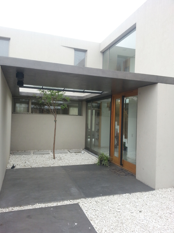 Moderner Garten von estudio|44 Modern