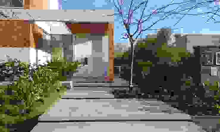 Casas modernas por estudio|44 Moderno Betão