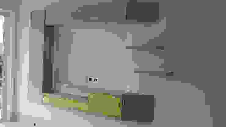PROYECTO MOBILIARIO HOGAR. ÁREAS COMUNES. de La Carpinteria - Mobiliario Comercial Moderno