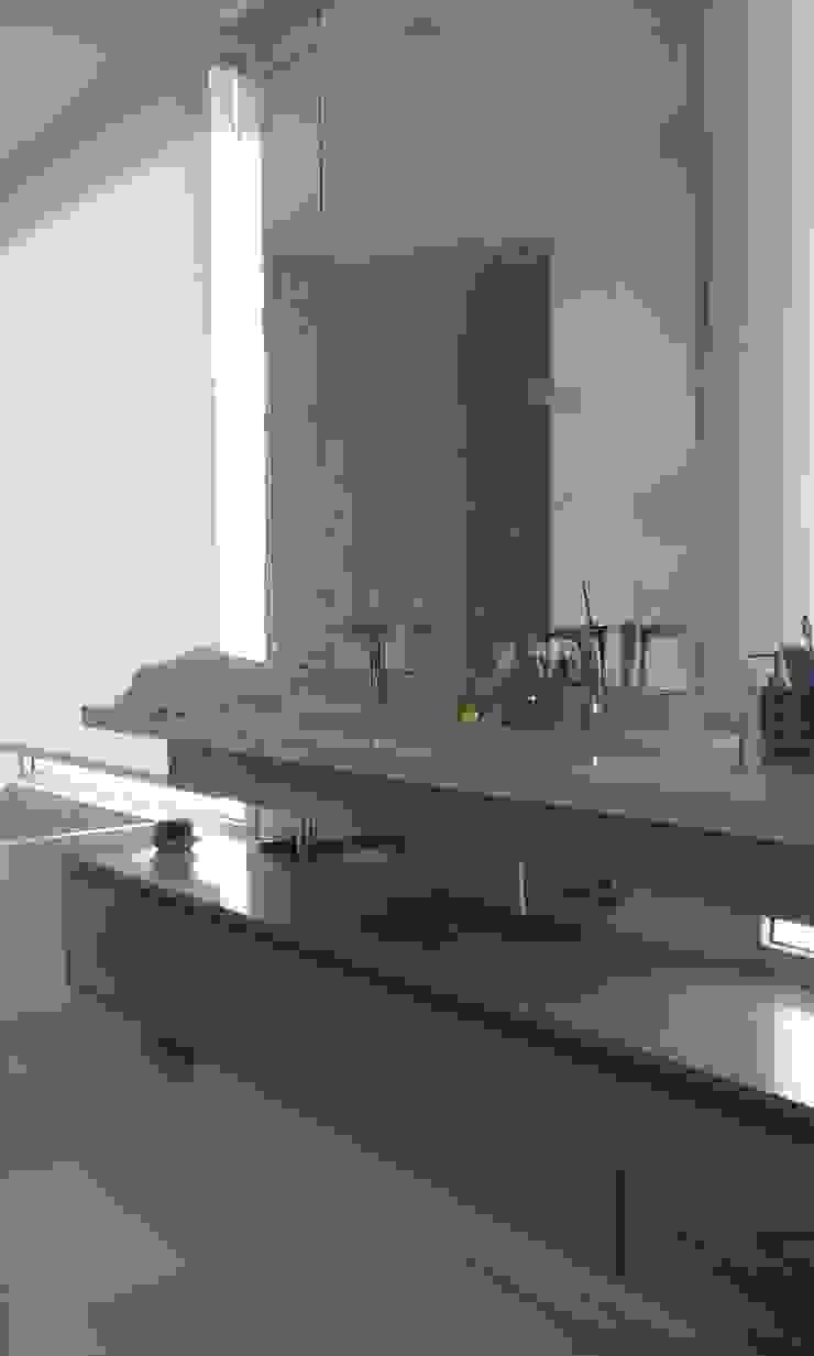 Casas de banho minimalistas por estudio|44 Minimalista