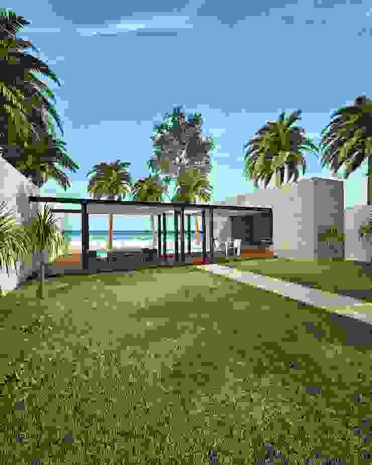 Taman Modern Oleh CARCO Arquitectura y Construccion Modern
