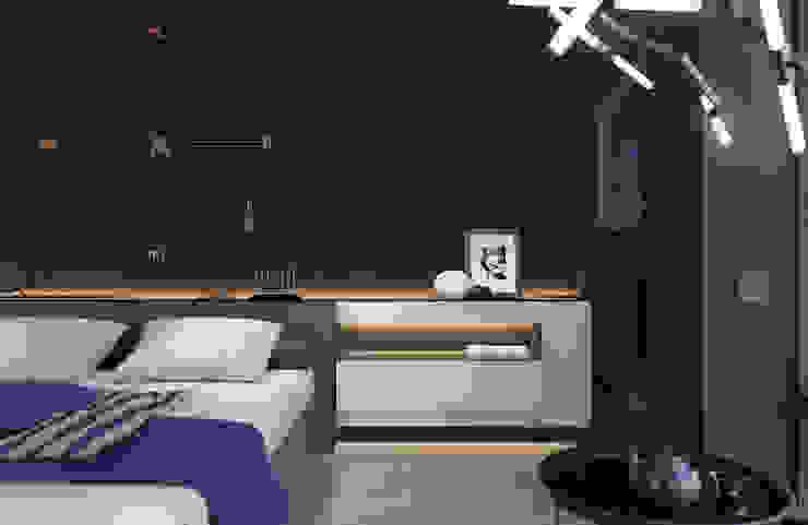Cuartos de estilo  por Room Краснодар,