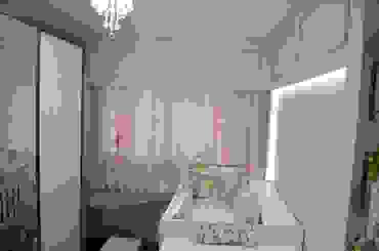 Ésse Arquitetura e Interiores 嬰兒房/兒童房
