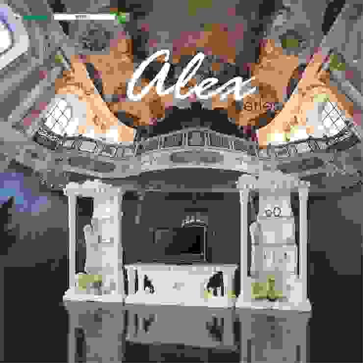 Alex series: 본하우스(BONHOUSE)의 지중해 ,지중해