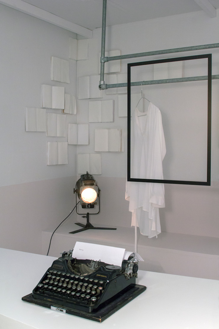 Estudios y oficinas modernos de Nimeto Utrecht Moderno