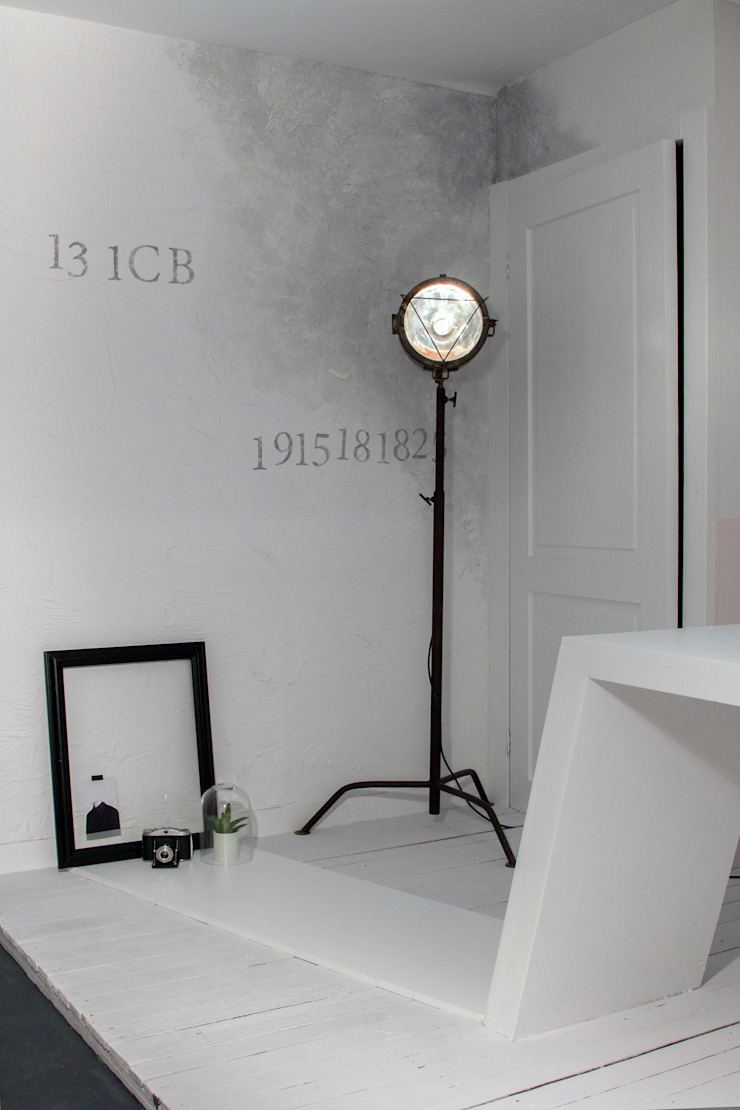 Moderne Arbeitszimmer von Nimeto Utrecht Modern
