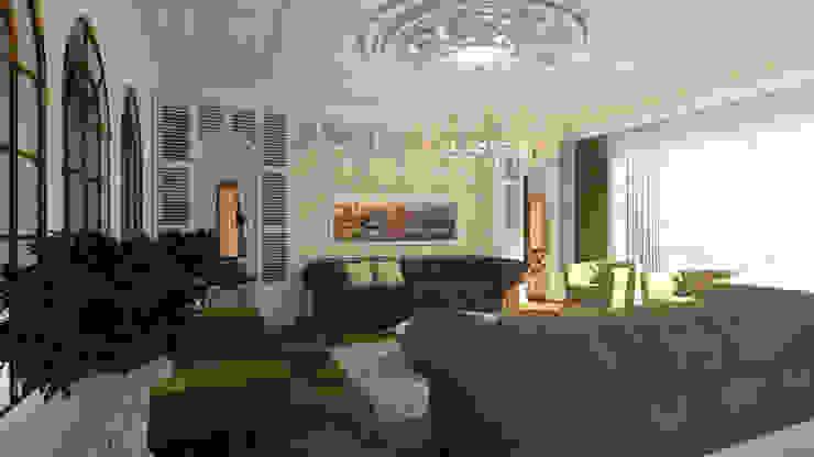 Sinan Başyazıcıoğlu Konut l Kayseri Rustik Yemek Odası Gümüşcü Mimarlık Rustik Ahşap Ahşap rengi