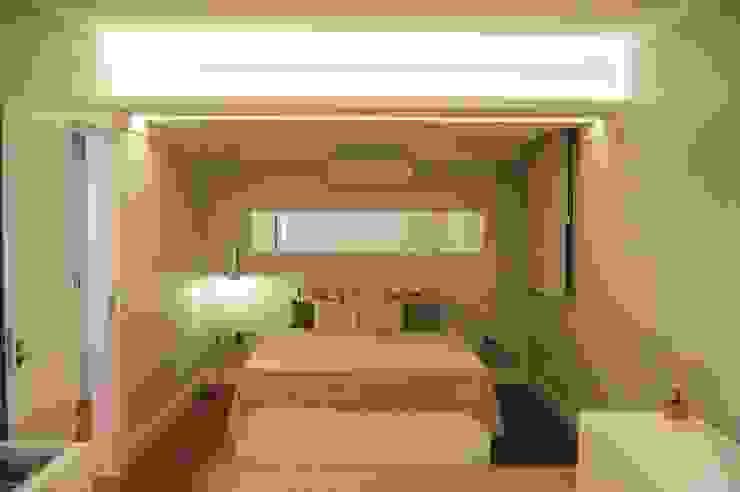 Modern Yatak Odası Lozí - Projeto e Obra Modern